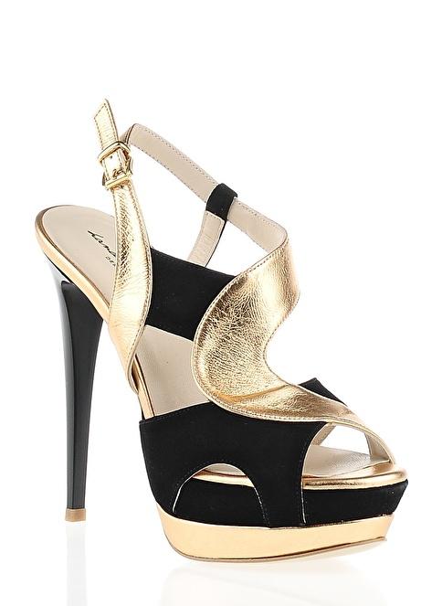 Hande Ataizi Design Ayakkabı Siyah